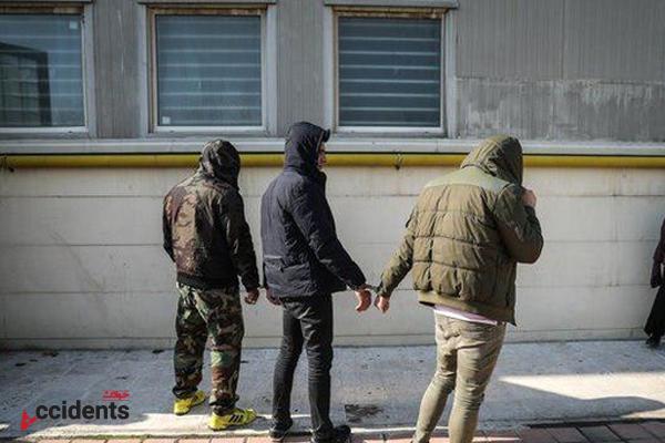 اخبار حوادث - دستگیری سارقان خارجی در مشهد - سایت حوادث - خبرگزاری