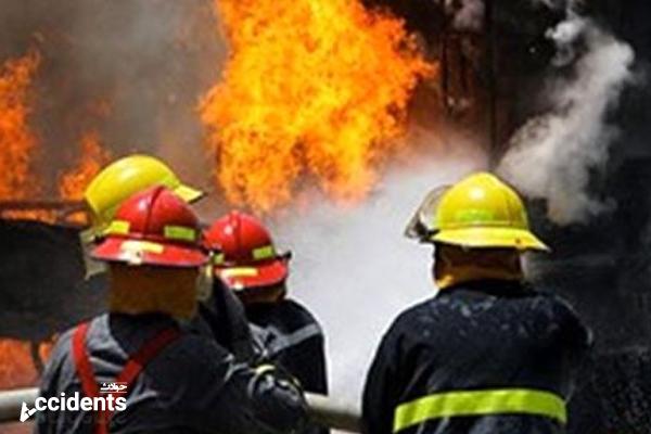 حادثه آتش سوزی واحد مسکونی در نازی آباد - اخبار حوادث - سایت حوادث - خبرگزاری
