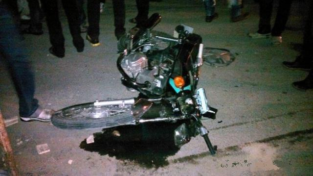 موتور سیکلت - مرگ جوان