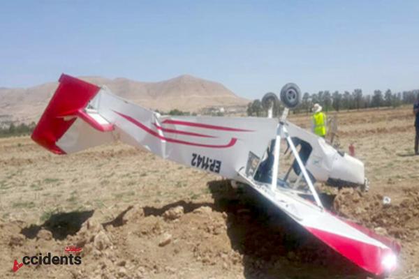 اخبار حوادث - حادثه سقوط هواپیمای آموزشی در گرمسار جان دو نفر را گرفت - اخبار حوادث - سایت حوادث - اخبار حوادث سمنان